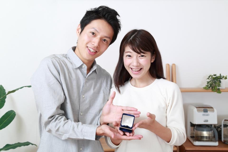 30代女性の結婚