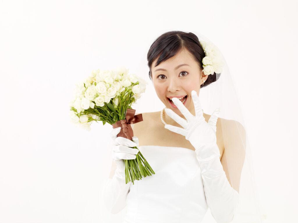 結婚 女性 イメージ